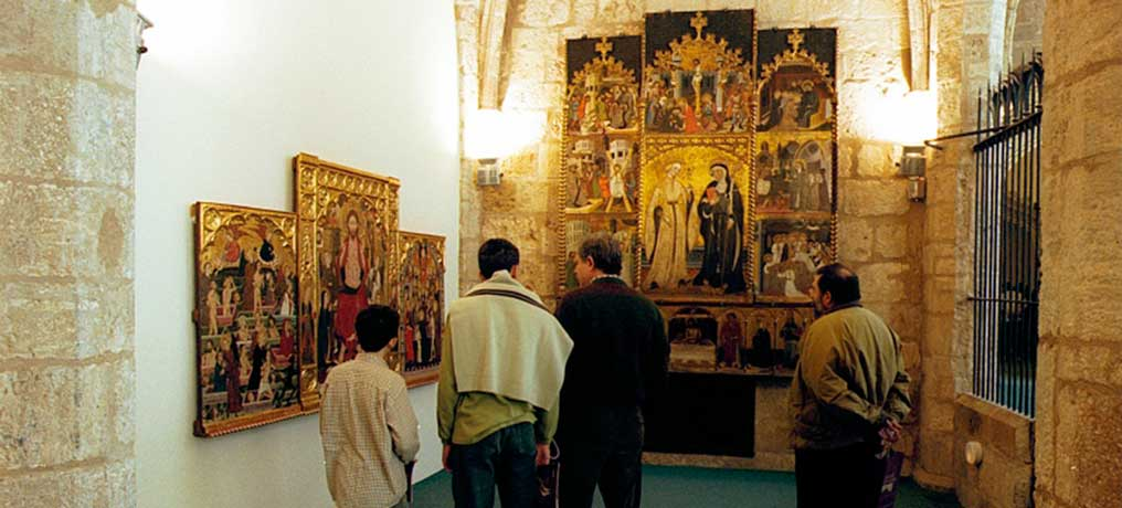 Convenio entre Obispado y Diputación