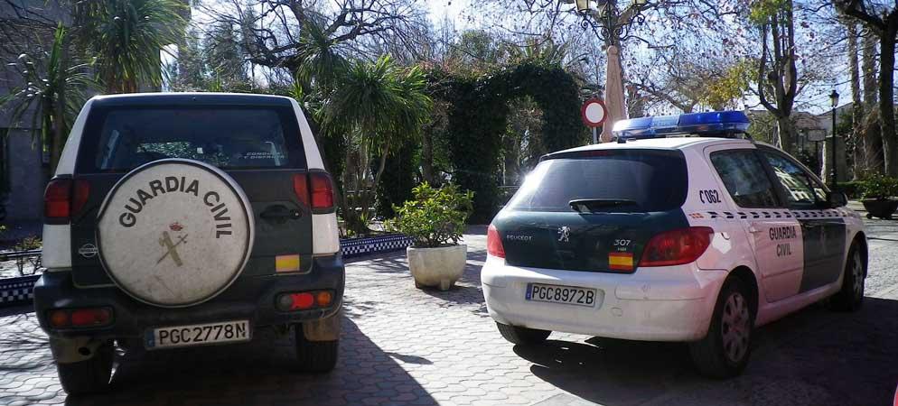 Detienen a dos jóvenes como presuntos autores de robar en Gaibiel