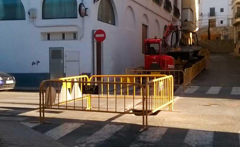 El PP de Altura critica las obras del gas