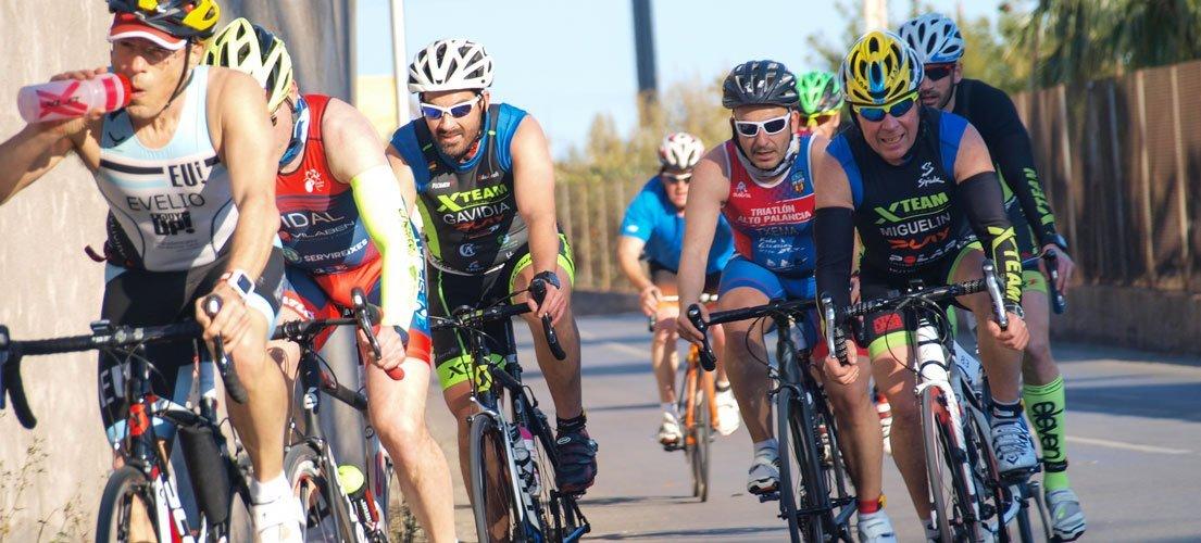 Repaso deportivo triatleta
