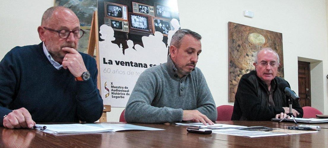 D'Ocón inaugurará la X Muestra  Audiovisual