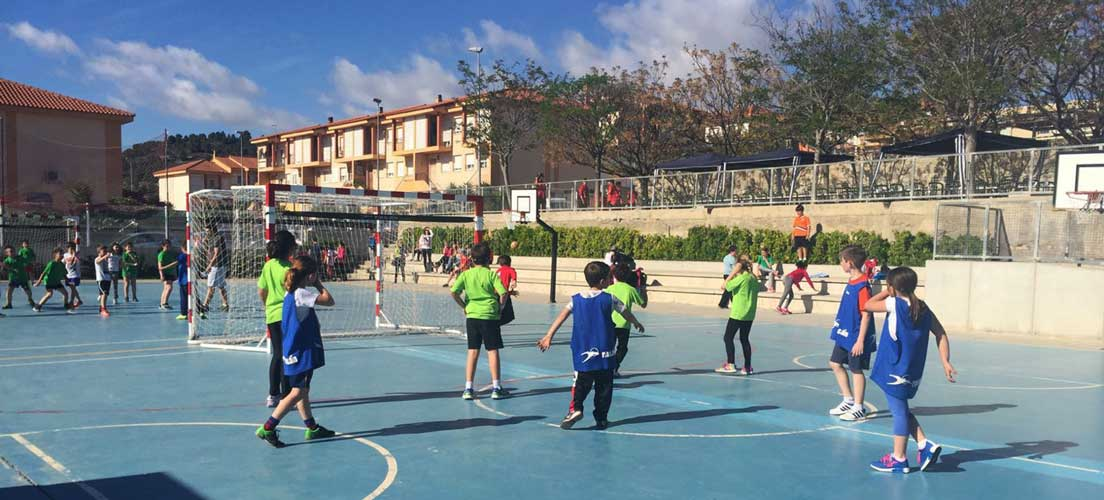 II Torneo Interescolar de Balonmano