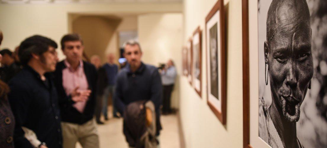 La Sala Garcerán acoge 20 años de fotografía