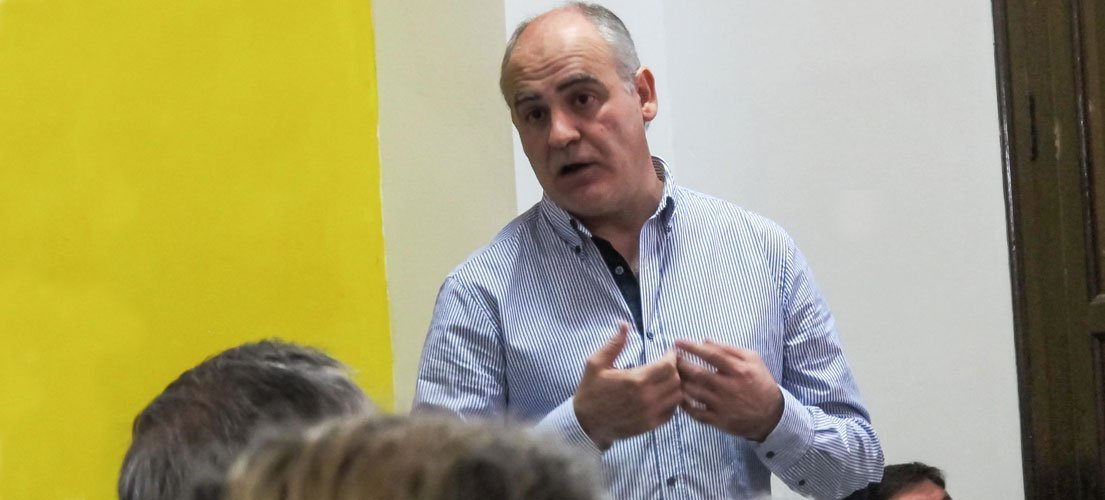 Vicente Gómez gana el María de Luna