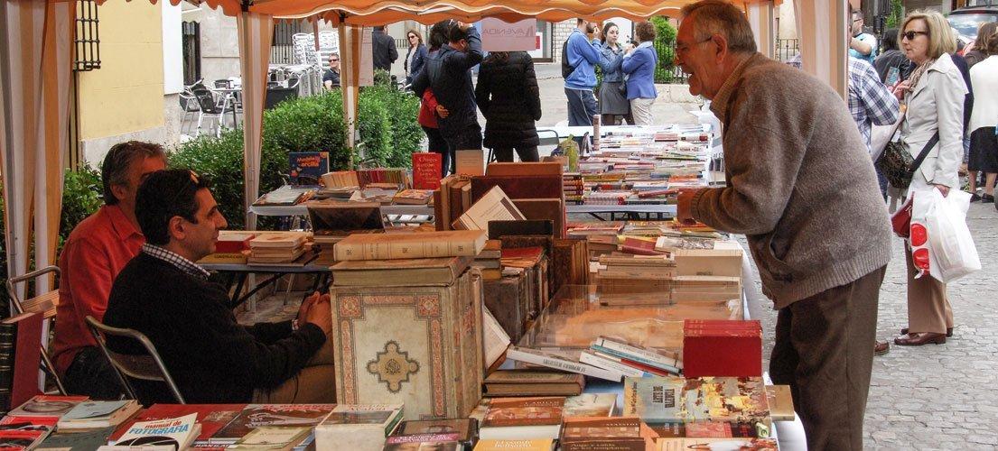 Segorbe celebra la Feria del Libro