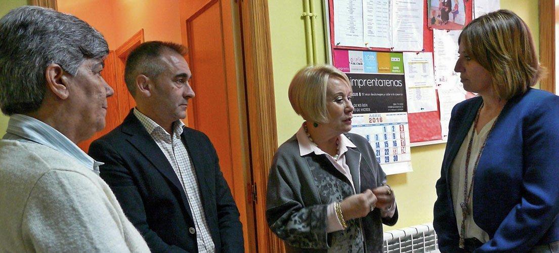 Visita al Centro Socioeducativo de Segorbe