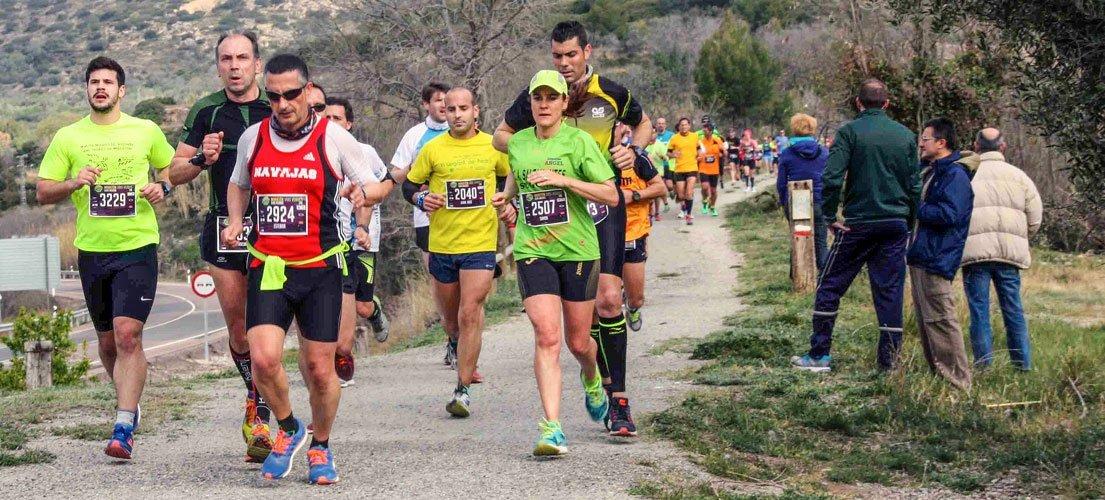 2 muertos en la Maratón de Ojos Negros