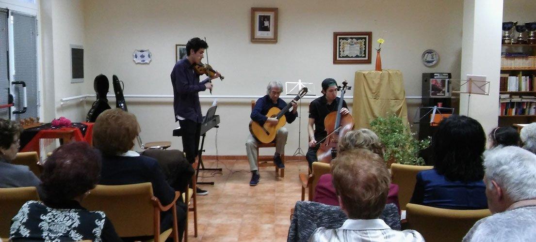 Concierto en Navajas