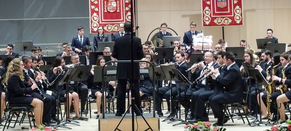 La interpretación de la banda de Segorbe destaca en Castellón