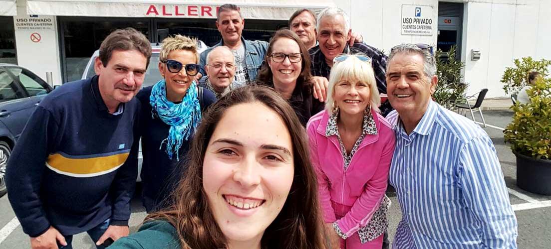 Selfies en Andernos les Bains
