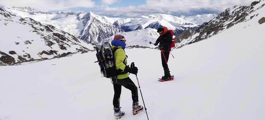 Audiovisual sobre una escalada el Alpamayo