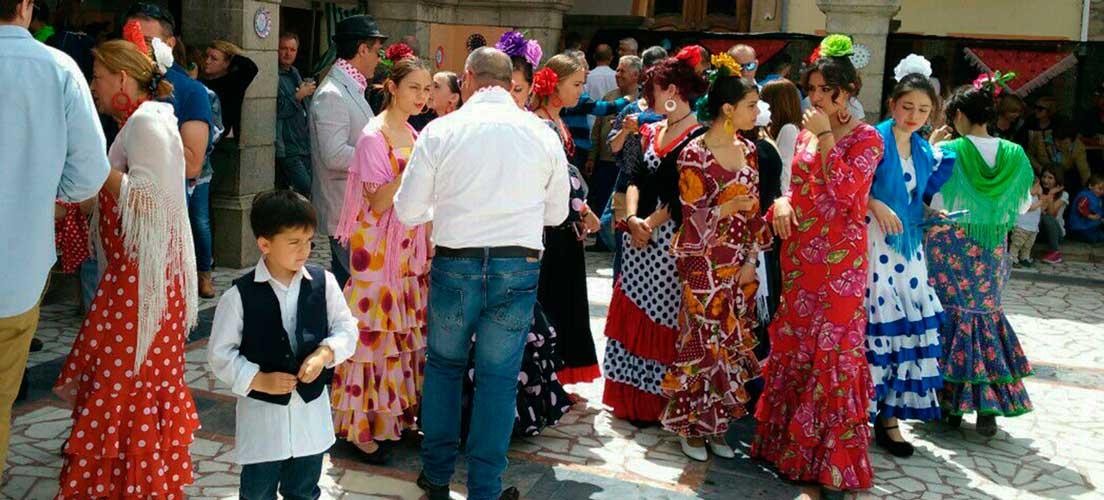 Jérica celebra la Feria de Abril
