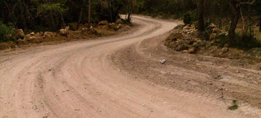 Arreglo de caminos en Segorbe