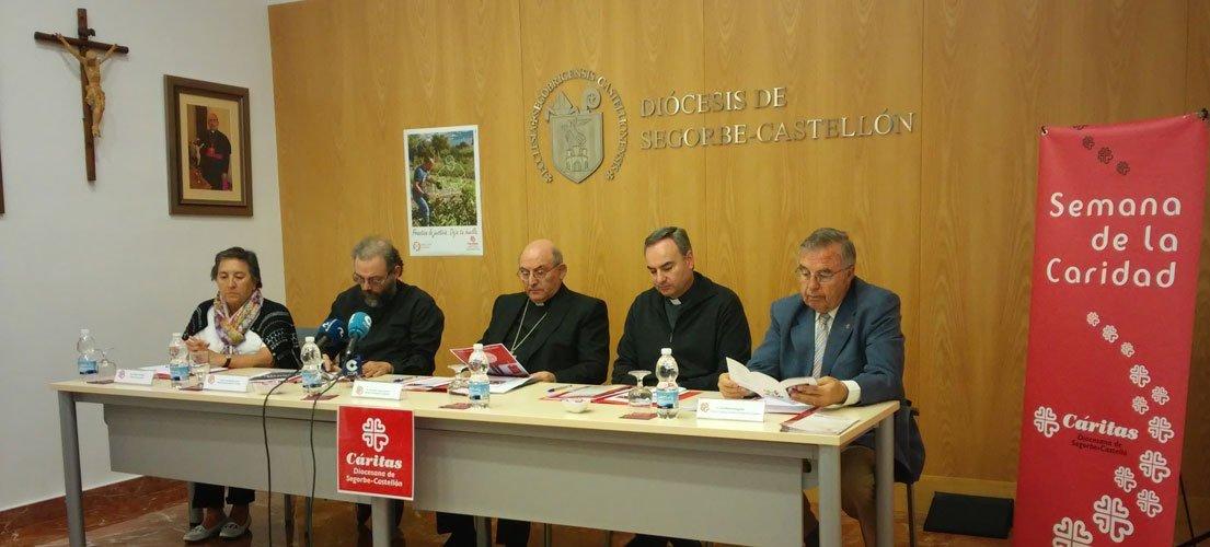 Balance anual de Caritas