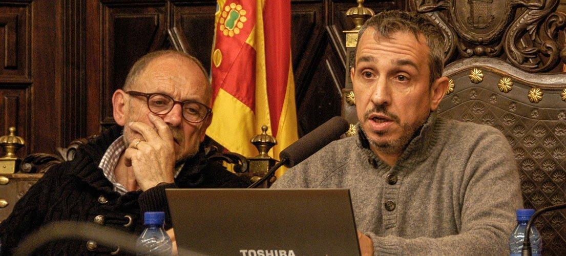 Magdalena tacha de antidemocrática la petición del PP