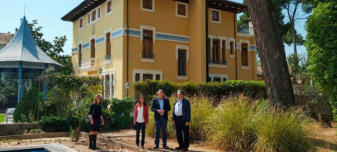 Diputación apoya las visitas de la Belle Époque