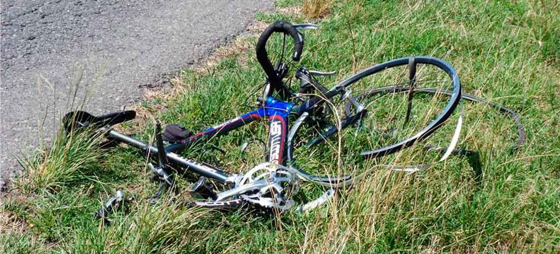 Tres ciclistas heridos en Jérica