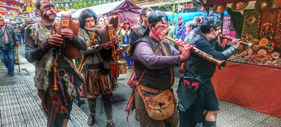 Lurte animará el Mercado Medieval de Segorbe