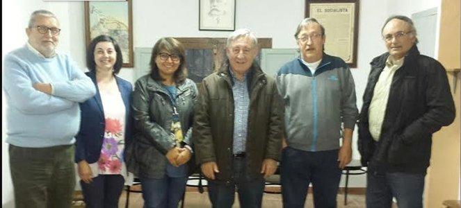 Renovación del PSPV-PSOE en Viver
