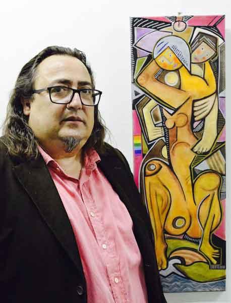 Pedro Jiménez Soria. Foto: Moncho.