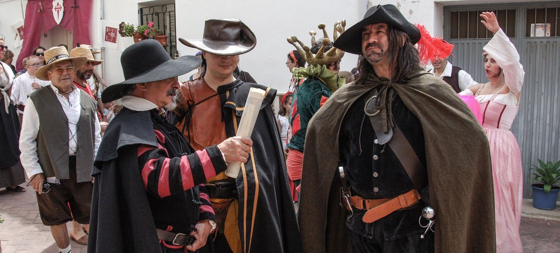 Los soteros festejan la Carta Puebla