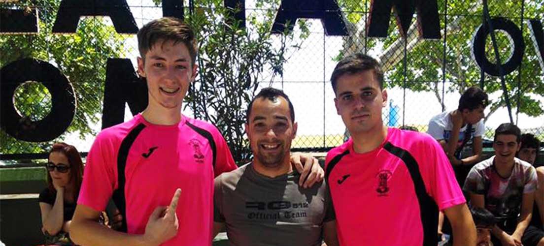 Altura llega al Campeonato de España de Frontenis