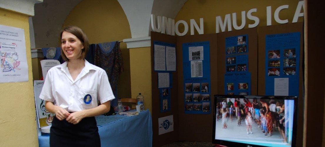 Aniversario de la Unión Musical de Caudiel