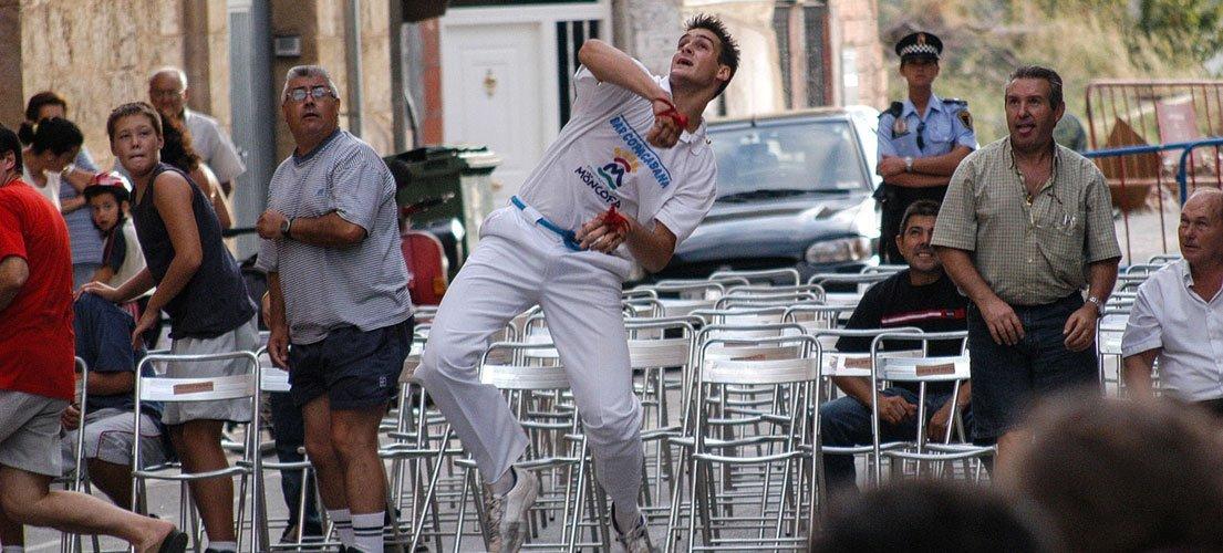 Pelota valenciana en Sot de Ferrer
