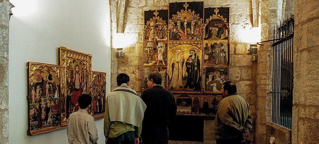 La Catedral recupera un retablo del XV