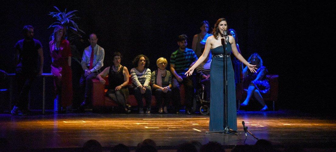 La Escuela de Teatro brilló en escena