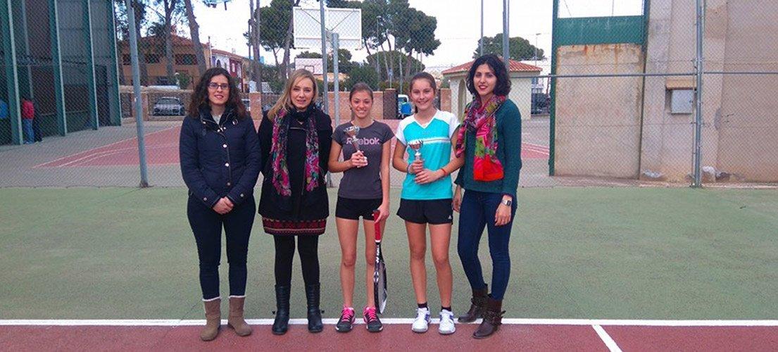 Altura celebra el Open de tenis