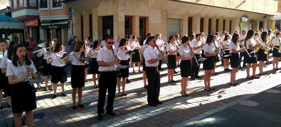 500 músicos se dieron cita en Altura
