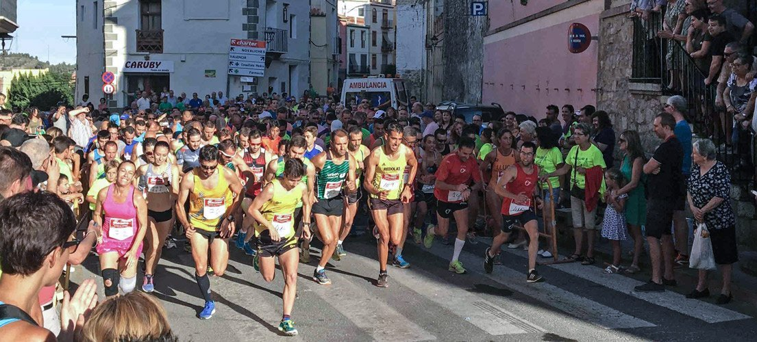 Palomera gana la Vuelta a pie de Jérica