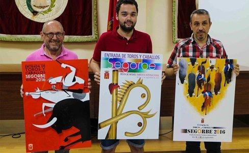 Carteles ganadores. Foto: Ana Monleón