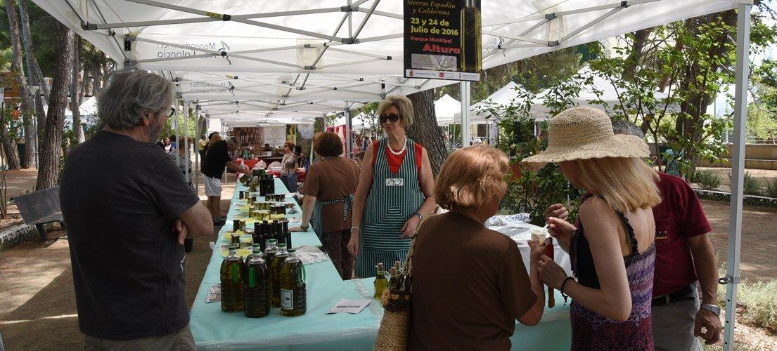 Altura celebra la Feria del Aceite