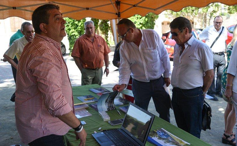 FECAP y Cáritas reciben ayuda  de la Diputación de Castellón
