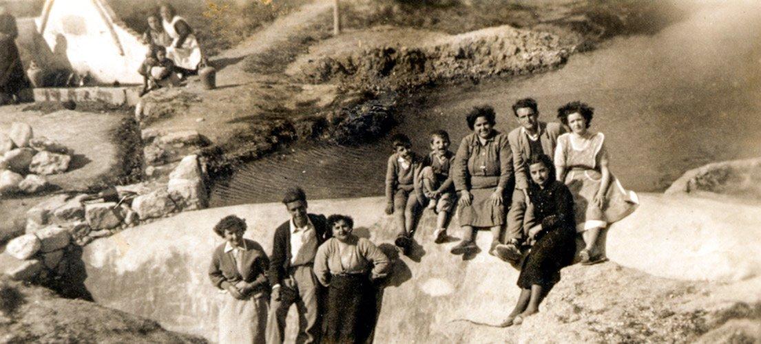 Centenario de la fuente de la Mina de Castellnovo