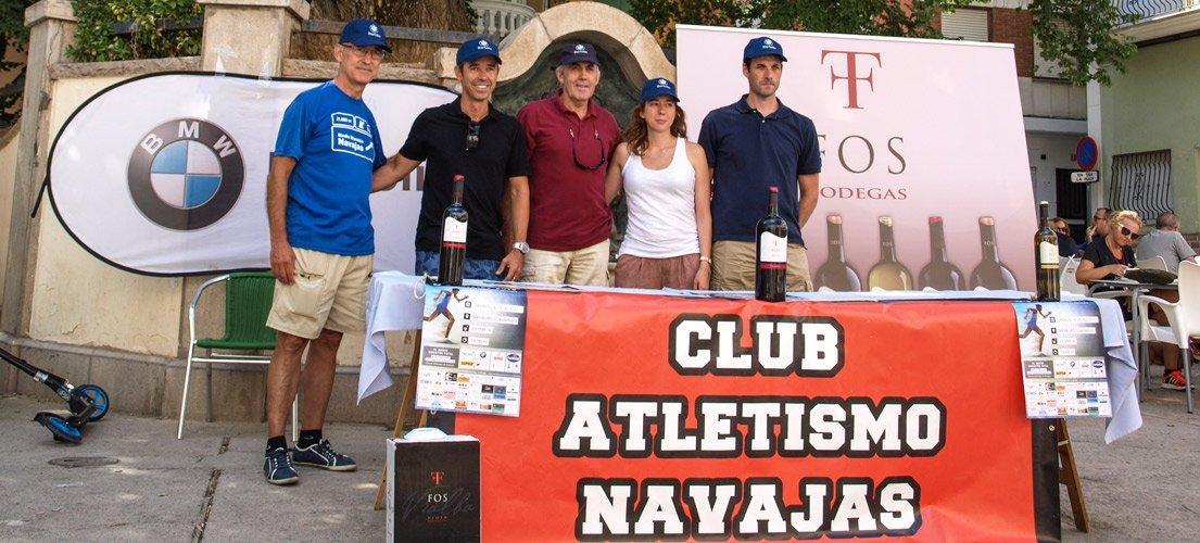 Novedades en la Media Maratón de Navajas