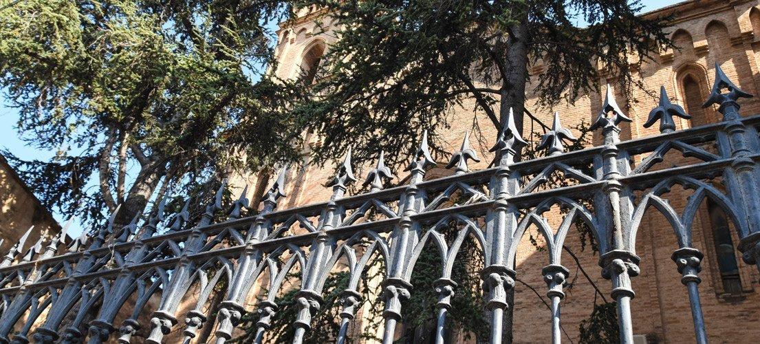 El obispado cede a La Milagrosa parte de un antiguo convento