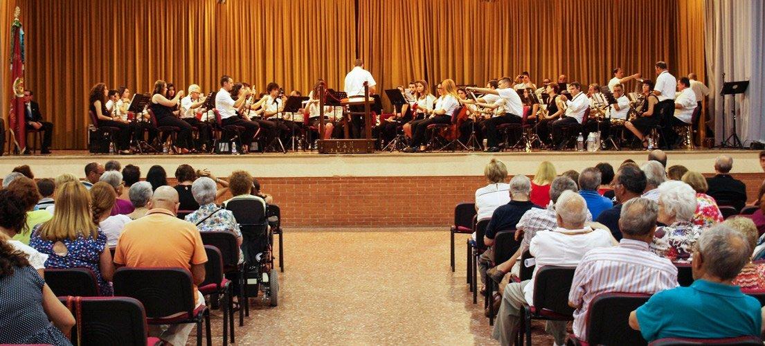 Intercambio musical entre Agurain y Navajas