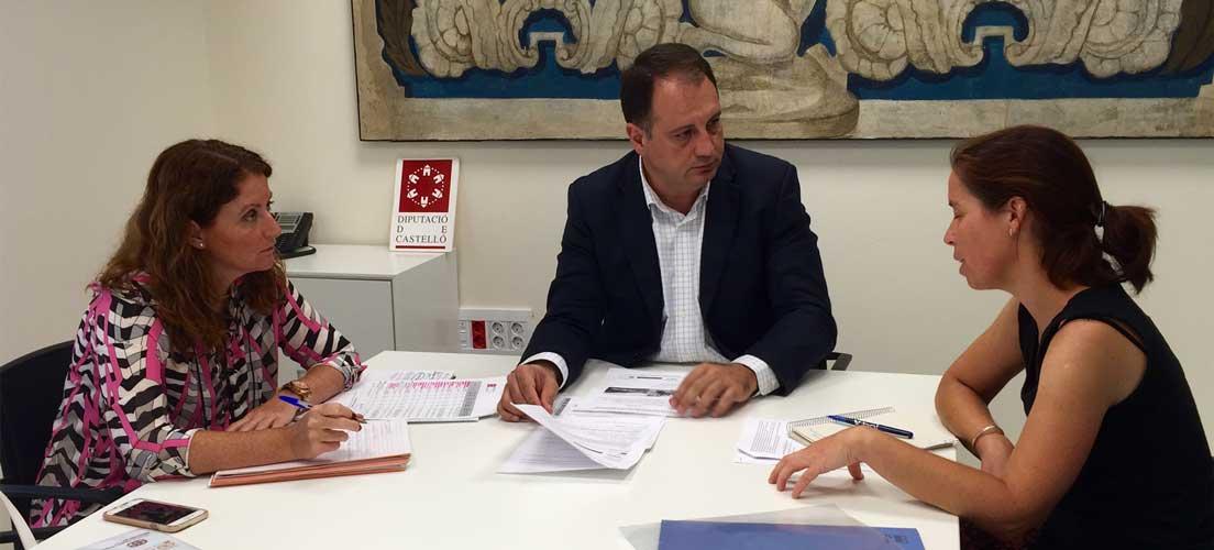 Diputación promueve el cooperativismo en el Alto Palancia