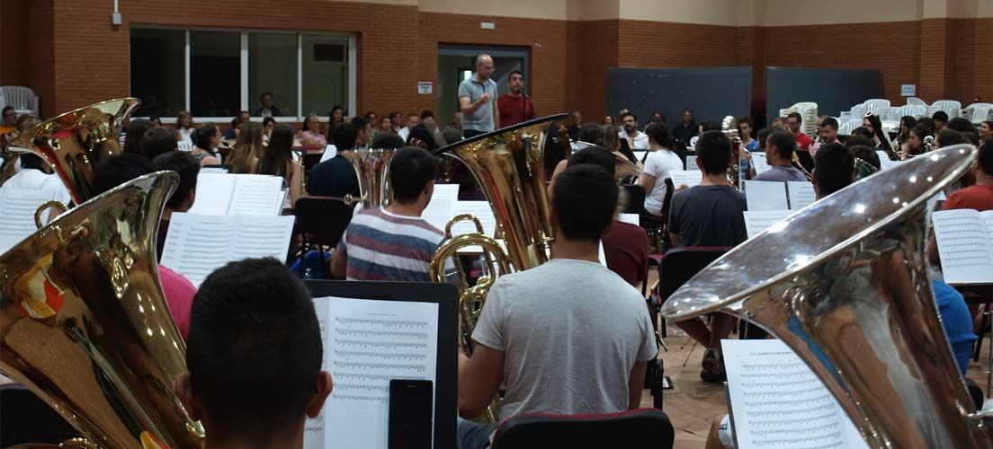 Conciertos de la Joven Banda Sinfónica