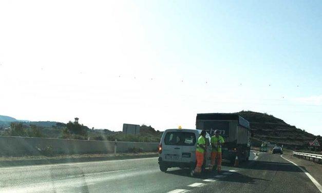 Fomento invierte 8,5 m de € en mantenimiento de carreteras