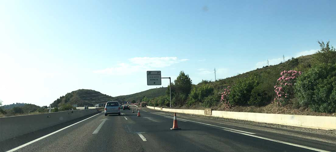 El Ministerio licita el arreglo del firme de la autovía Mudéjar