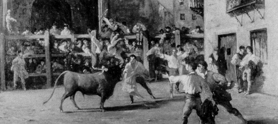 Los toros y el obispo Alonso Cano