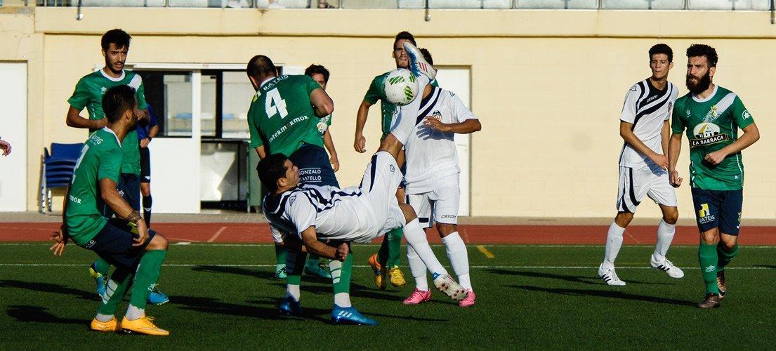 Amargo debut en tercera división