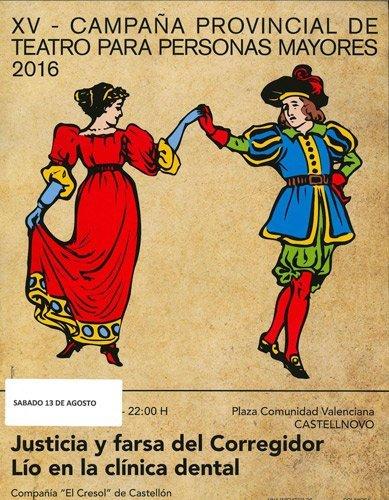 Teatro y música en Castellnovo
