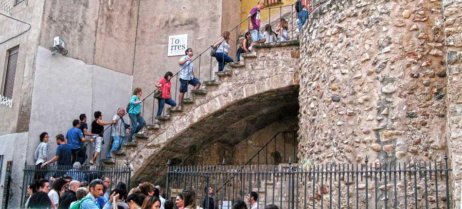 Segorbe registra un incremento turístico superior al 30%