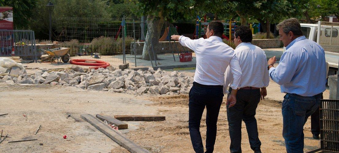 Problemas de agua en 4 municipios de la comarca