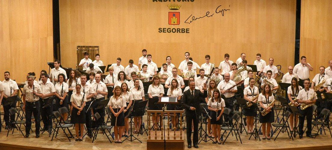 Festival de Bandas en Segorbe